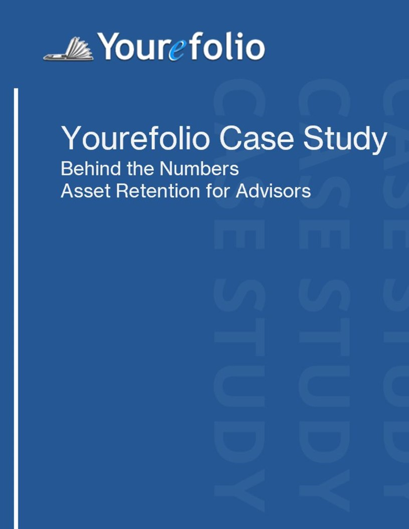 Behind the Numbers - Client Retention with Yourefolio